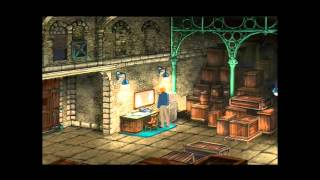 Broken Sword 2 Part 5 Marseilles Warehouse Part 1