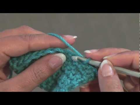 1d9fcee84ba Cours de Crochet n°3 - Augmentations et diminutions - YouTube