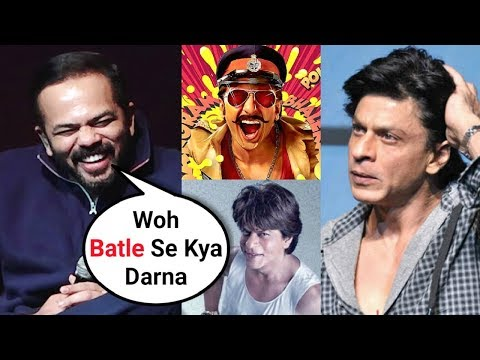 Rohit Shetty SHOCKING Comments On His Simmba V/S Shahrukh Khans Zero Movie