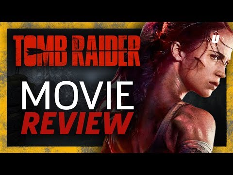 Tomb Raider (Spoiler Free) Movie Review: A Decent Action Movie