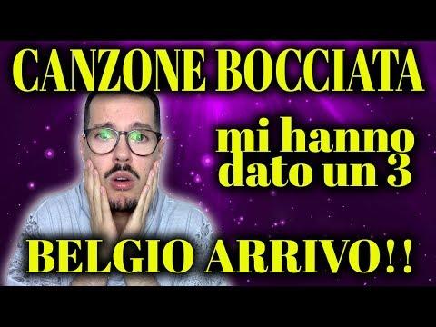 Hanno DEMOLITO la mia canzone :(  BELGIO, ARRIVO!!