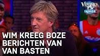 Wim kreeg boze berichten van Van Basten | VERONICA INSIDE