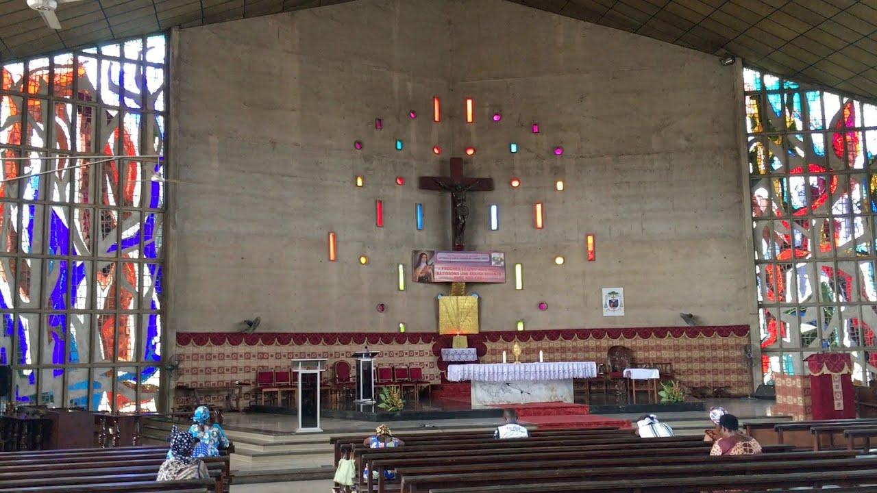 [아프리카 극장 6부 최종화] 코트디부아르 교회, 성당 방문기