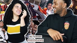 What he say?!? Lmao | NBA Youngboy - FREEDDAWG (Official Video) [REACTION]