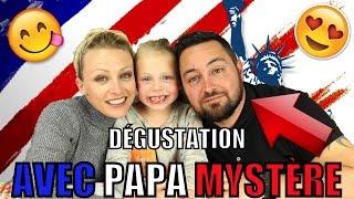 ♡• DÉGUSTATION AMÉRICAINE | AVEC PAPA MYSTÈRE •♡