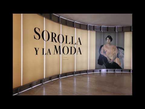 Fotos de: Madrid -  Madrid paso a paso - Museo Thyssen Bornemisza -  Sorolla y la moda