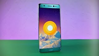 Samsung Galaxy Note Fe (Note 7) Official Android 8.0 Oreo Review!
