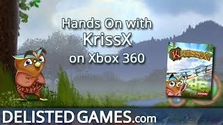 KrissX - Xbox 360 (Delisted Games Hands On)
