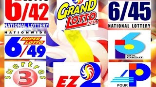 APRIL 30, 2015 PCSO LOTTO DRAW RESULTS THURSDAY