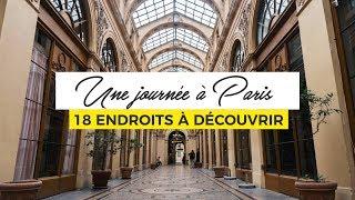 18 ENDROITS à visiter à PARIS #Throughmyeyes