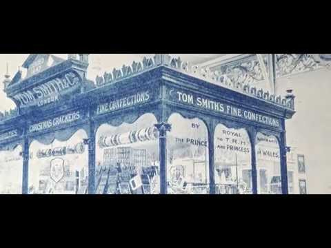 The Story of the Christmas Cracker - Tom Smith 1847