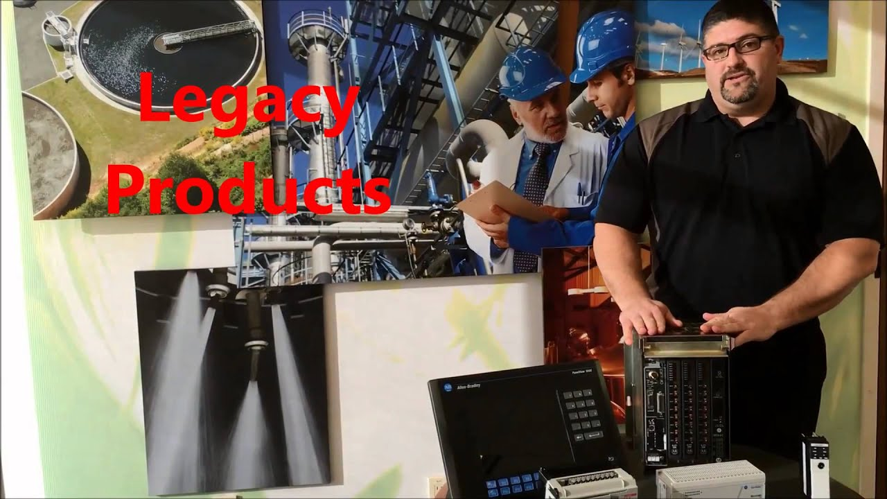 Rockwell Automation Legacy Products that Are in End of Life Status