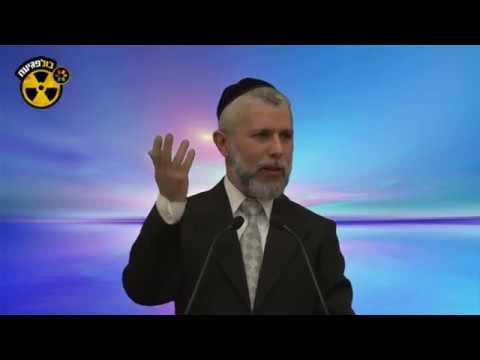 ☢ הסיפור שממנו התחזק הרב זמיר כהן !