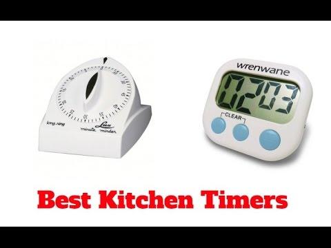 Best Kitchen Timers | Top 5 List
