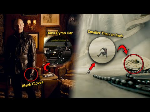 I Watched Ant-Man in 0.25x Speed and Here's What I Found