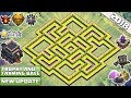 CLASH OF CLANS TOWN HALL 9 (TH9) FARMING/TROPHY BASE 2018! TH9 HYBRID BASE ANTI LAVALOON 2018