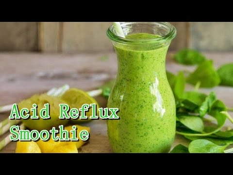 Acid Reflux Smoothie
