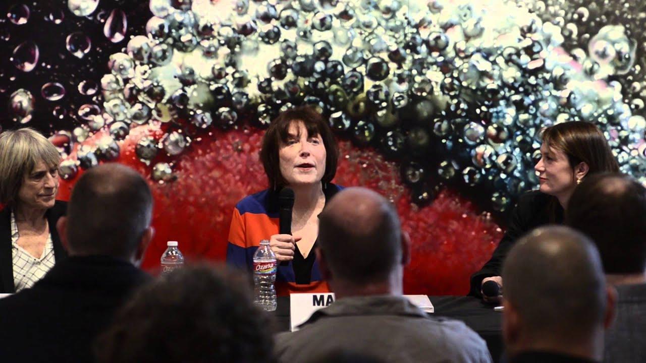 Artist Talk: Bill Arning, Elissa Auther, Marilyn Minter, and Linda Yablonsky