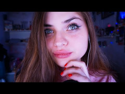 ASMR Español - Cosquillas express(? con tapping fast