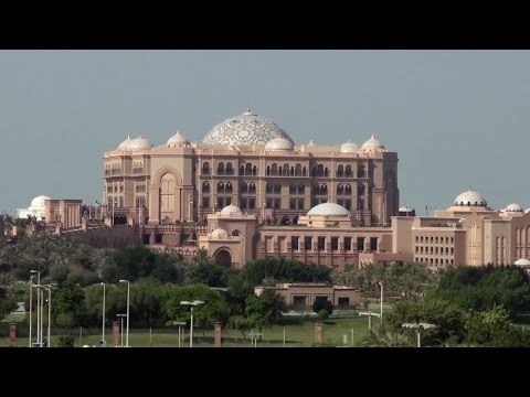 Emirates Palace visit - Abu Dhabi in HD