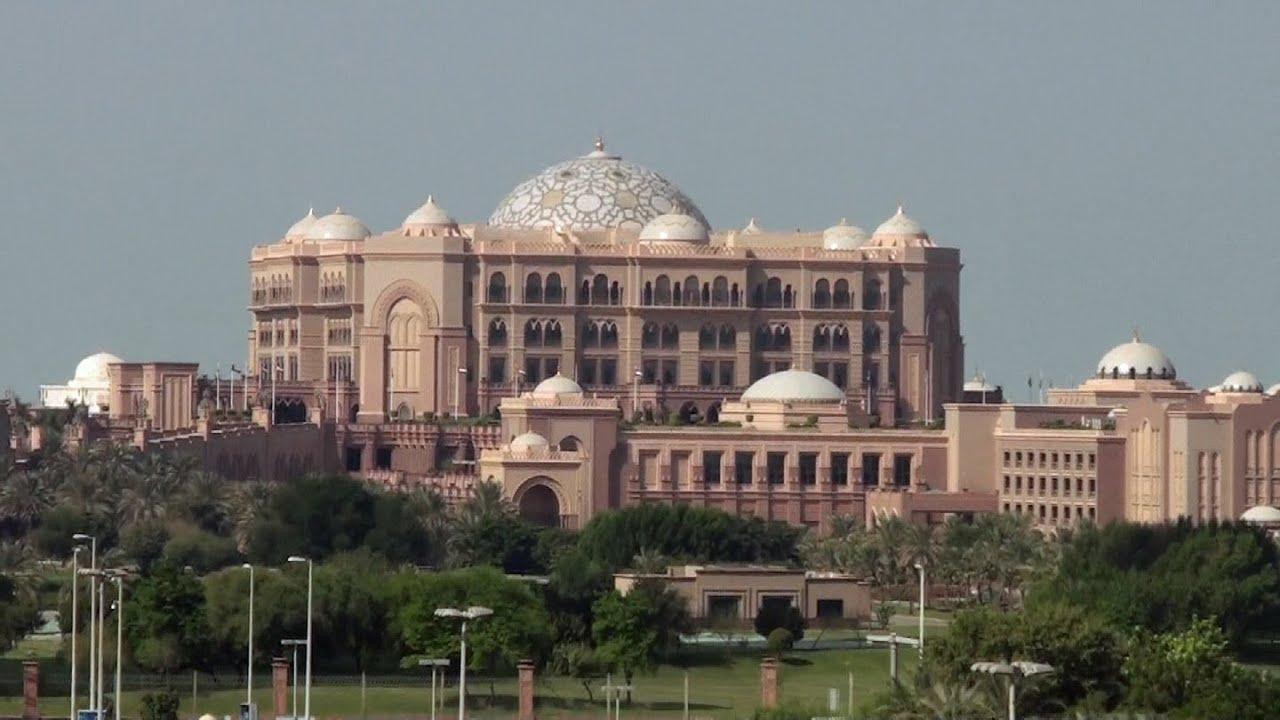 Abu Dhabi Hotel Emirates Palace