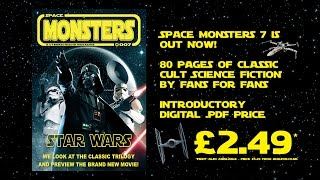 Space Monsters 7 Promo