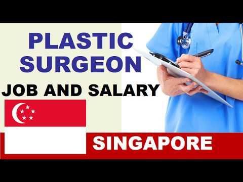 Plastic Surgeon Salary In Singapore - Jobs And Salaries In Singapore