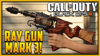 Black Ops 3 Zombies - RAY GUN MARK 3 COMING TO BO3 ZOMBIES! (Black Ops 3 Zombies News)