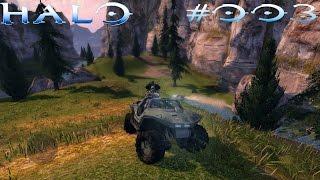 HALO 1 | #003 - Mein Warthog | Let's Play Halo The Master Chief Collection (Deutsch/German)