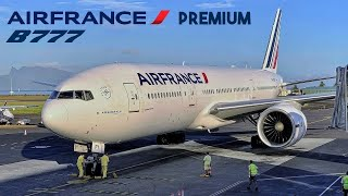 Air France [Premium Eco] Boein…