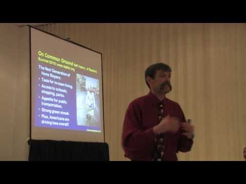 Mark Fenton on Healthy Community Design in Fairfax County, VA