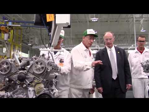 Watch Honda Engines Being Made At New Facility In Lincoln