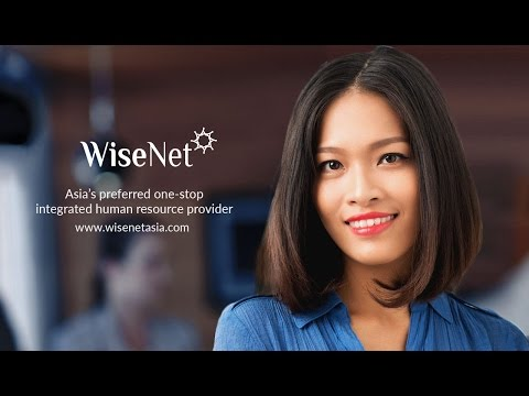 Executive Search Singapore | WiseNet Asia Corporate Video