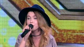 X Factor4 Armenia Auditios6 Valeria Baltaeva/James Arthur Impossibel 13 11 2016