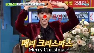 {PART 1} ENG SUB Video star episode Christmas special episode with Winner (위너) & Sandara Park