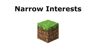 The Truth About Asperger's Syndrome - 5 - Narrow Interests