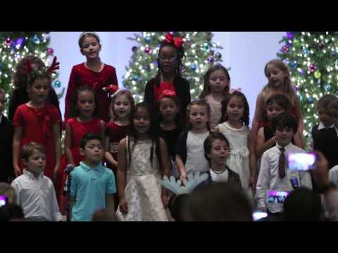 Plato Academy Largo Holiday Concert 2016