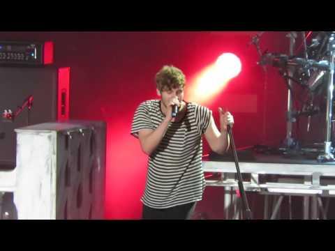 5 Seconds Of Summer- Girls Talk Boys 7/15/16