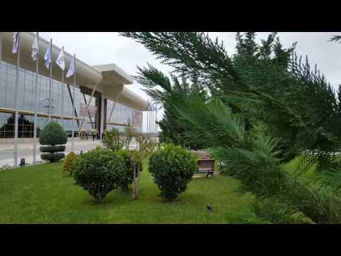 Baku Expo Centre (1080p60 HD)