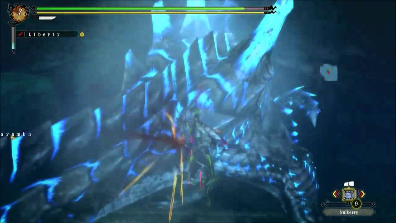 Recommend weapon for Abyssal Lagiacrus? - GameFAQs