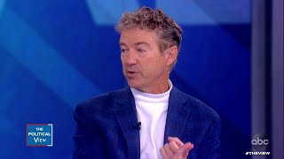 """Rand Paul on His Book """"The Case Against Socialism"""" 