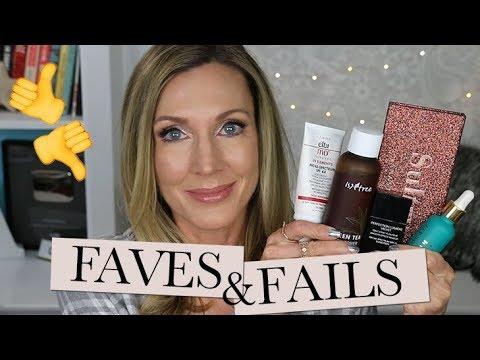 Faves + Fails ~ Farsali, Lawless, EltaMD | November 2018 thumbnail