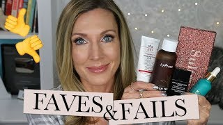 Faves + Fails ~ Farsali, Lawless, EltaMD | November 2018