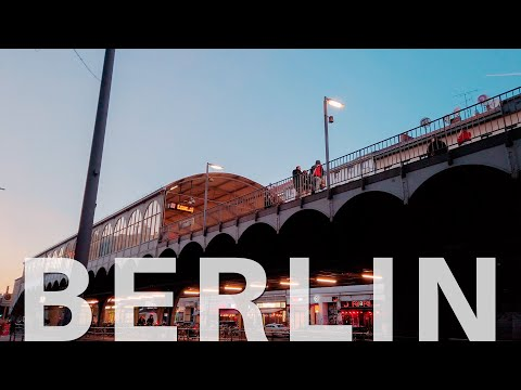 Berlin walk Kreuzberg Skalitzer straße, Görlitzer Bahnhof 🇩🇪 [4K] 2020 Germany