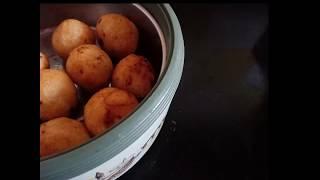 Suji Manda Pitha l Bhaja Suji Manda Pitha l Odia style famous pitha l Raja Parva special Pitha
