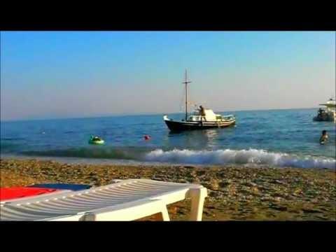 Agios Isidoros beach, Lesvos island