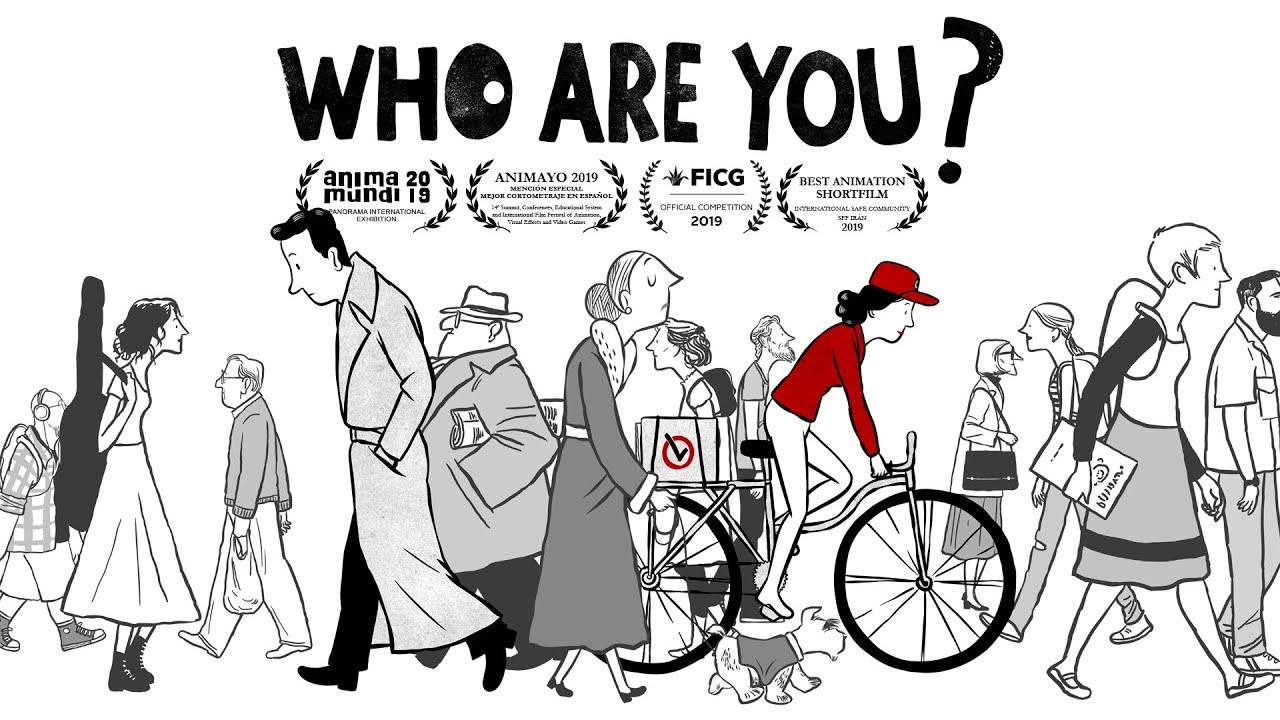 Who are you? / ¿Quién eres?