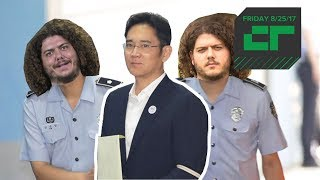 Samsung Heir Apparent Found Guilty | Crunch Report