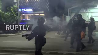 Indonesia: Six reported dead as post-election protests turn violent