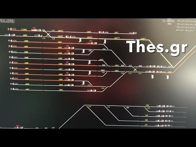 Ξεκινούν τα δοκιμαστικά δρομολόγια του μετρό στην Θεσσαλονίκη